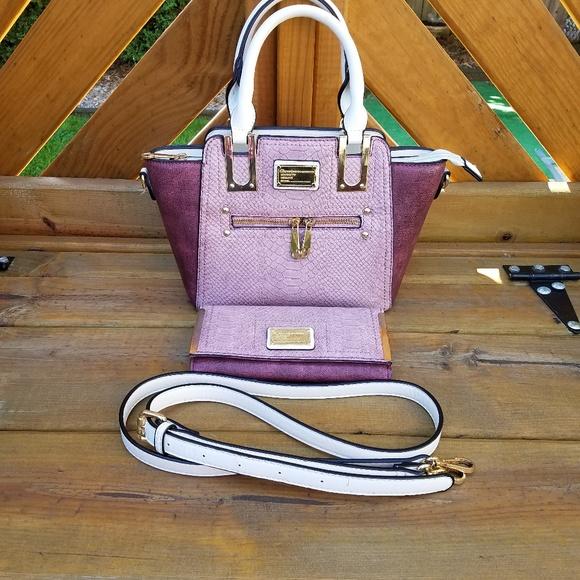 346110657cf Gionni Fashion Accessories Handbags - Purse/Wallet Set Gionni Fashion  Accessories